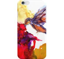 Little Yummy Hummingbird iPhone Case/Skin