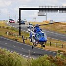 Highways are for Helicopters too by Paul Moore