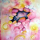 Cosmic Portal by Shoshanna Bauer