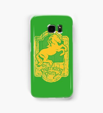 Prancing Pony Samsung Galaxy Case/Skin