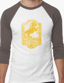 Prancing Pony Men's Baseball ¾ T-Shirt