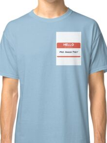 mrs aaron tveit Classic T-Shirt