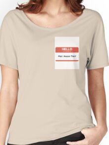 mrs aaron tveit Women's Relaxed Fit T-Shirt