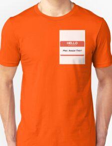 mrs aaron tveit T-Shirt