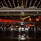 Sparkling Casino Doors At Night, Trump Taj Mahal by Jane Neill-Hancock
