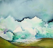 Ocean of Clouds by Shoshanna Bauer