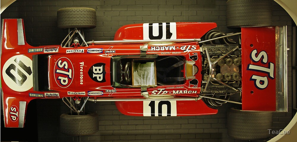 Chris Amon's March by TeaCee