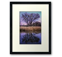 Twilight Two Framed Print