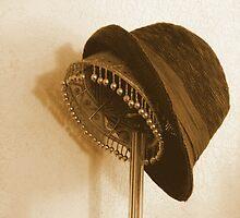 My New Hat by trueblvr