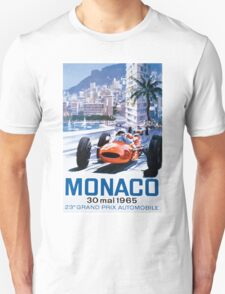 Monaco F1 Classic 1965 T-Shirt