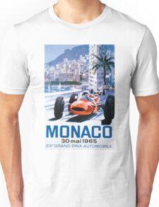Monaco F1 Classic 1965 Unisex T-Shirt