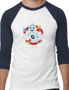 Paintballers Men's Baseball ¾ T-Shirt