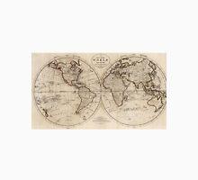 Old Fashioned World Map (1795) Unisex T-Shirt
