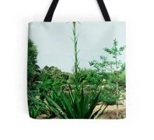 Gigantic Stalk with Flower Tote Bag