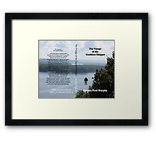The Voyage of the Cauldron Skipper Framed Print