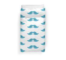 Cute Mustache Duvet Cover