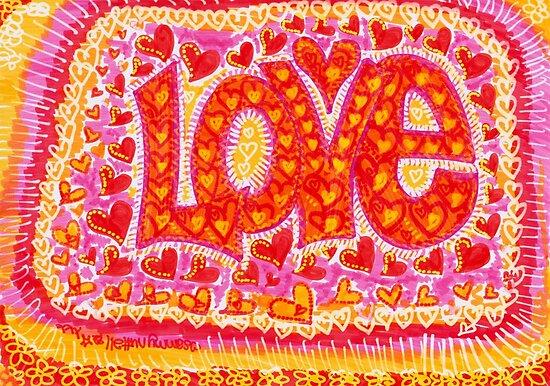 Love... by Sammy Nuttall