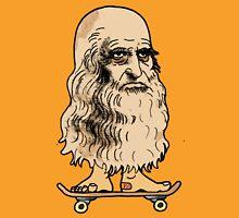 Leonardo Skateboard T-Shirt