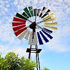 Colour Wheel by Walter Cahn