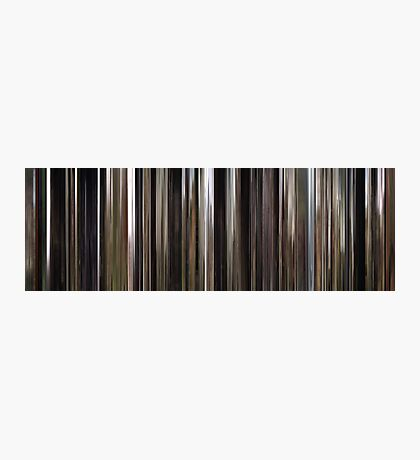 Moviebarcode: The Mill and the Cross (2011) Photographic Print