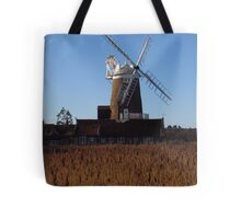 Cley Windmill, Norfolk Tote Bag