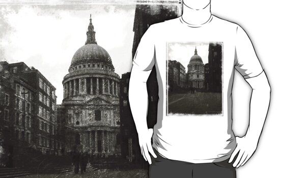 St Pauls by Animenace