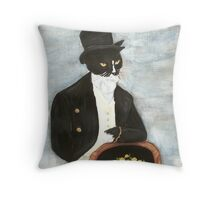 Mr. Darcy Dominic Throw Pillow