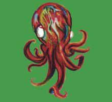 Octopus Squoodlydo Kids Clothes