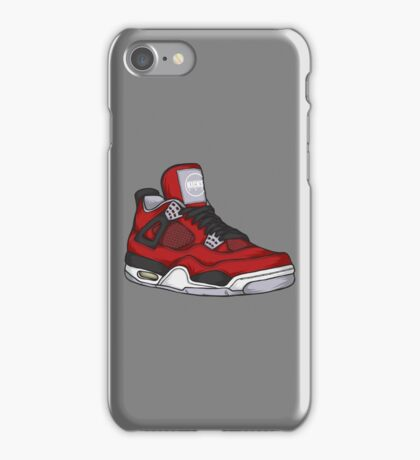 Shoes Toro (Kicks) iPhone Case/Skin
