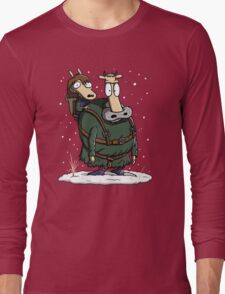 Bran's Modern Life Long Sleeve T-Shirt