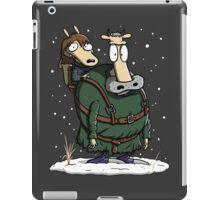 Bran's Modern Life iPad Case/Skin