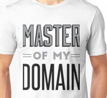 Master of my Domain Unisex T-Shirt