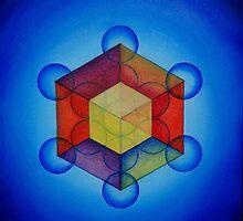 Metatron's Cube by Loveisgoodforu