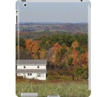 Among the colored trees iPad Case/Skin