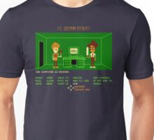 Maniac IT Department Unisex T-Shirt