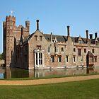 Oxborough Hall by Nicholas Jermy