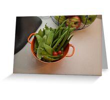 Swap Shuffle Share Photos Greeting Card