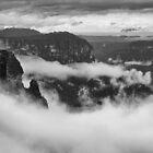 Misty Grose Valley by Geoff Smith