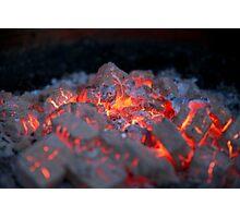 Heat Photographic Print