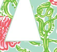 Alpha AXO Lilly Sticker