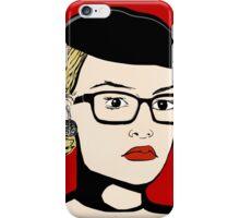 Frau Mama iPhone Case/Skin