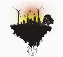 windmill city revamped by Jace Hagar