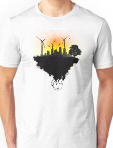 windmill city revamped Unisex T-Shirt