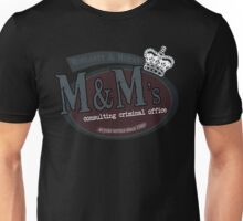 M&M's consulting criminal office Unisex T-Shirt