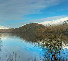 Thirlmere - Views To The North by Jamie  Green