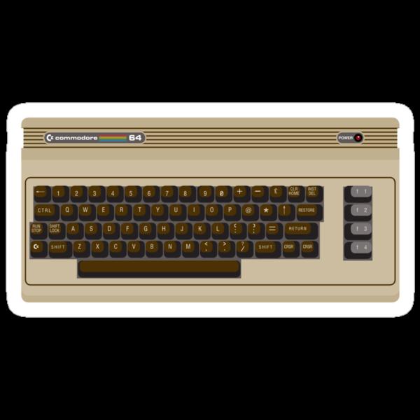 Commodore 64 by thekremlin