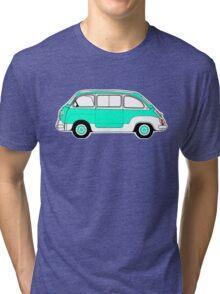 600 MULTIPLA ITALY Tri-blend T-Shirt