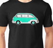 600 MULTIPLA ITALY Unisex T-Shirt