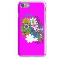 Flower  fantasy iPhone Case/Skin