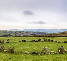 Sunkenkirk Stone Circle by Jamie  Green